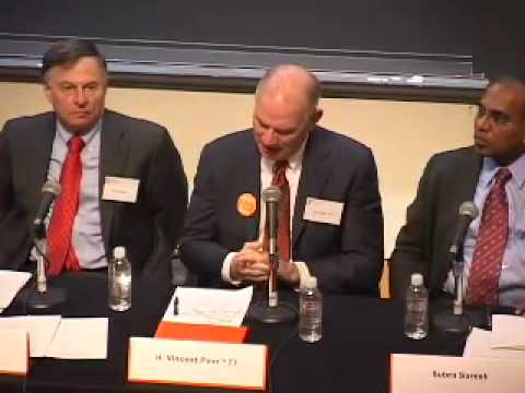 Keller Center: a panel of engineering deans discusses the future of education