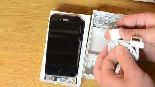 iPhone 4S Unboxing  Setup