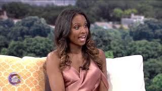 Sister Circle Live | Cree Davis aka 'Janet Jackson' in BET's The Bobby Brown Story | TVOne