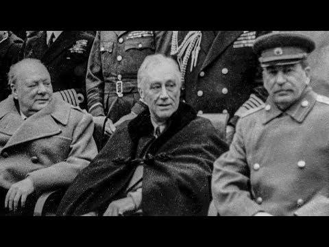 Сталин, Черчилль и Рузвельт определили будущее мира. Секреты Ялтинской конференции