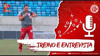 TREINO E ENTREVISTA | ROBERTO FERNANDES | 30/07/2020