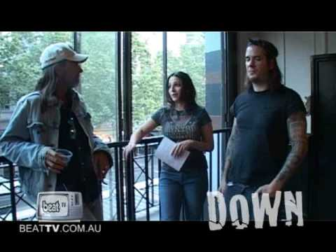 Phil  Anselmo & Rex Brown - DOWN INTERVIEW UNCUT
