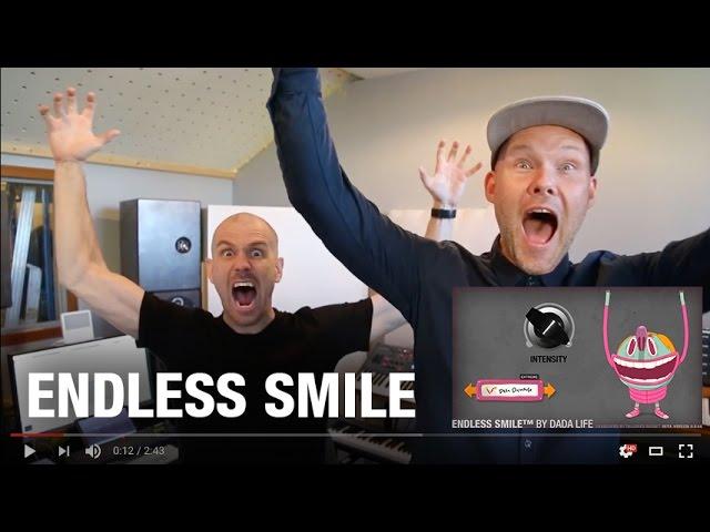 Dada Life strikes again with Endless Smile | macOS Audio