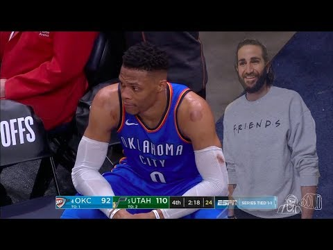 Only 1 assist away from having a great game (Russell Westbrook Lowlights)