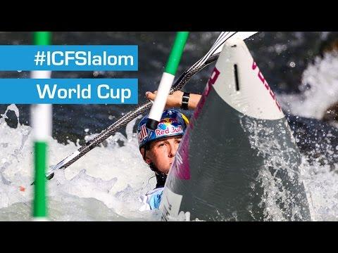 HIGHLIGHTS Canoe Slalom 3 | Liptovsky 2015