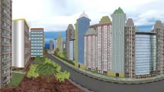 360 VR Metropolis City