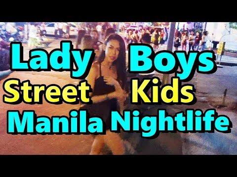 Ladyboys Street Kids Manila Nightlife Burgos Street PhilippinesKaynak: YouTube · Süre: 25 dakika47 saniye