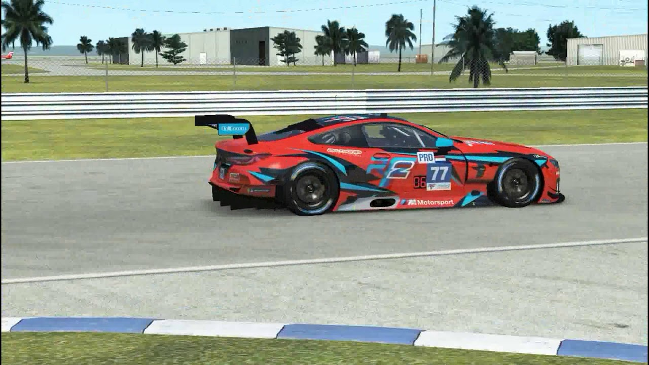 rFactor 2 - Endurance Pack Review/Buyer's Guide & VEC