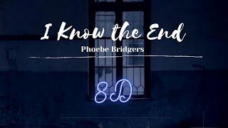 [8d] phoebe bridgers - i know the end (8d lyric video)
