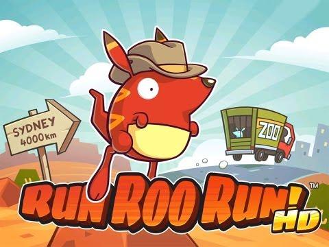 Run Roo Run HD - iPad 2 - HD Gameplay Trailer