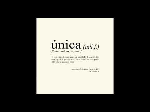 Lacan x Dxgio l Única Feat. Vk Mac (Prod.Vi7u)