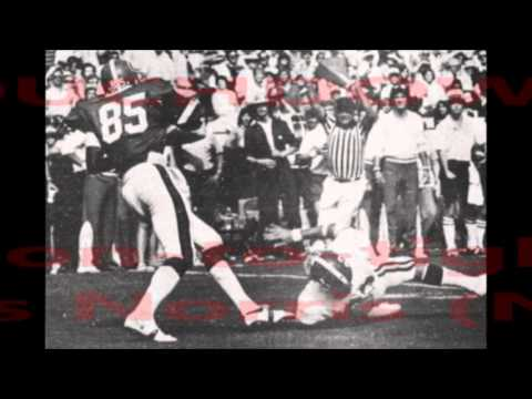 1976 Georgia-Alabama Football Radio Broadcast (4th Quarter)