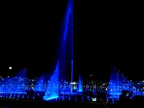 KK Musical Fountain