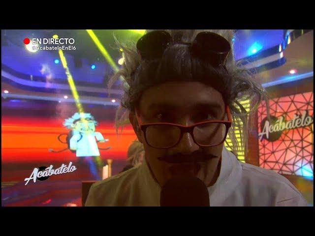La canción del Doctor Morfi | Acábatelo