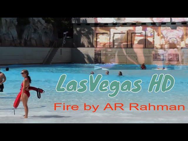 Las Vegas HD with AR Rahman Music | Fire (1996)|Remastered Audio