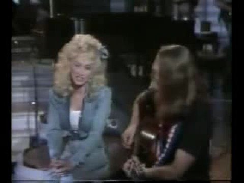 DOLLY PARTON & WILLIE NELSON  DOLLY SHOW