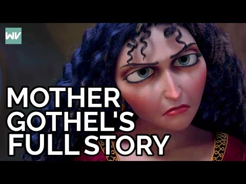 Mother Gothel's Full Story | Does Mother Gothel Love Rapunzel?: Discovering Disney's Tangled