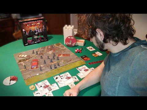 Zombie OVUNQUE - Partita SPIEGATA a The Walking Dead: All Out War