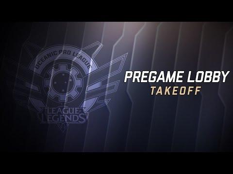 Pregame Lobby - Takeoff