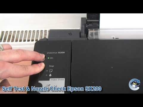 how-to-self-test-&-nozzle-check-on-epson-stylus-sx200-printer