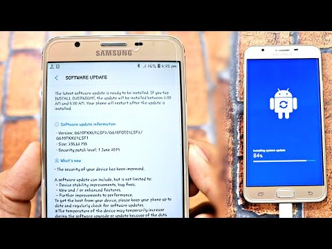 Download Samsung Galaxy J7 Pro New Update Security Patch
