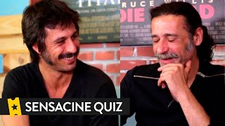Retamos a Hugo Silva y Nacho Fresneda ('El ministerio del tiempo') con insultos - SensaCine