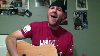 Beautiful Crazy Luke Combs Cover by Brian MASKE