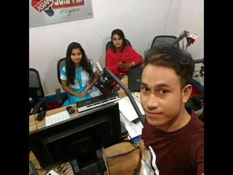 Asian Radio Program (Hello Bondhu) -Bbc Alim & Ratri- Audio