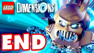 LEGO Dimensions - Gameplay Walkthrough Part 15 - Lord Vortech Boss Fight and Ending! (PS4, Xbox One)