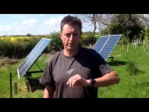 Redrok solar tracker problem: resolved!