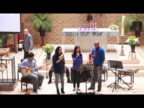 GKIN jongerendienst maart 2015 (1) - 'Ikut Dikau Saja Tuhan'