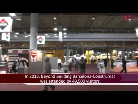 Barcelona's International Construction Show 'Construmat' starts amid sector slow recovery