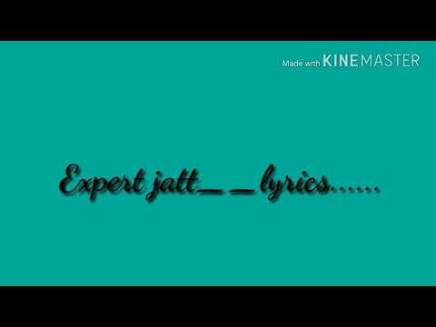 Expert jatt   by lyric world