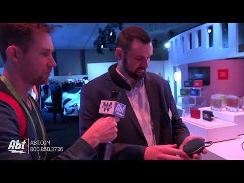 CES 2018 - JBL Bluetooth Speakers (Go 2, Clip 3, Xtreme 2)