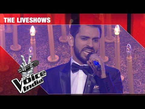 Niyam Kanungo - Alvida   The Liveshows   The Voice India S2