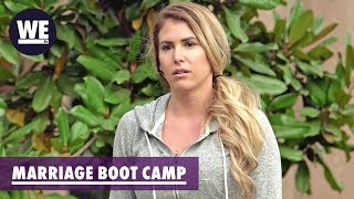 JJ's BS Reaches New Levels | Marriage Boot Camp: Reality Stars | WE tv