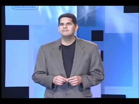 Nintendo E3 2004 Press Conference (Event) - Part 1 of 4