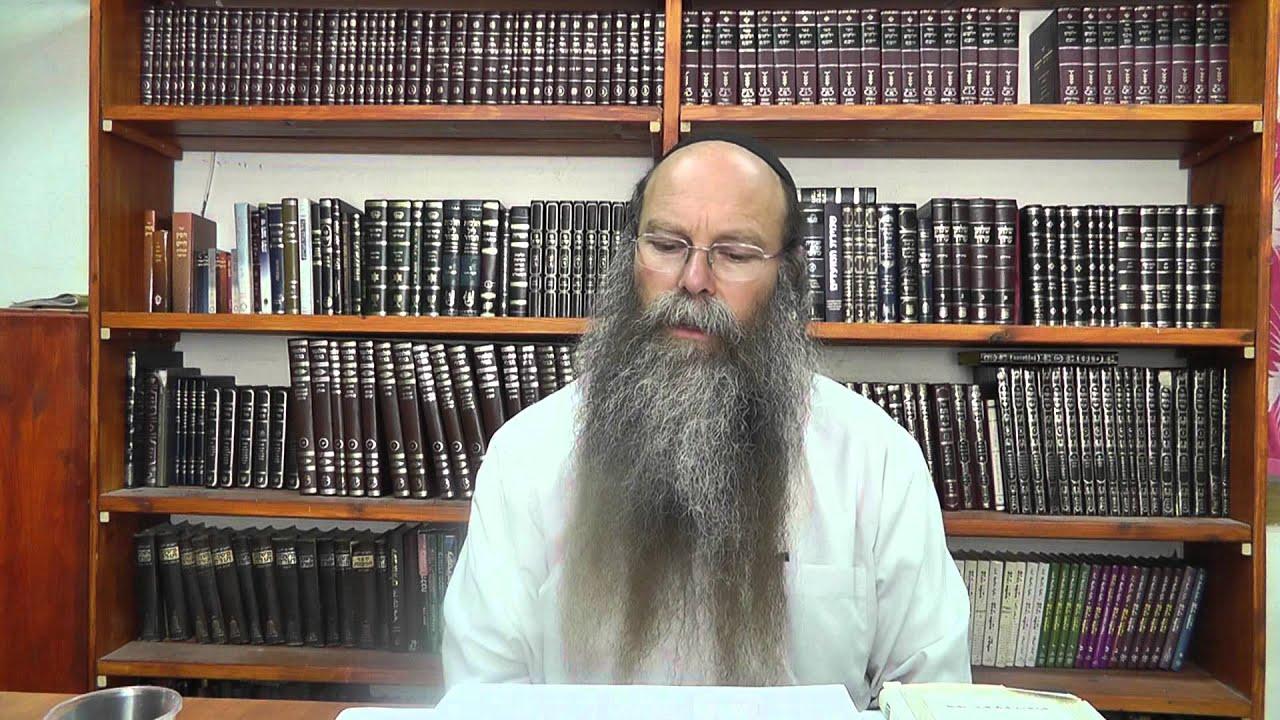 """הרב דוד דודקביץ' - לג' בעומר תשע""""ג"""