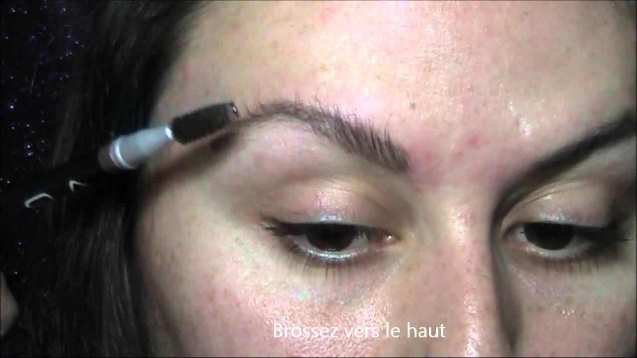 Comment piler ses sourcils toute seule youtube - Comment se couper les pointes toute seule ...