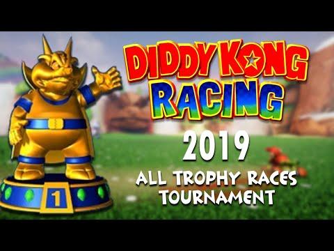 BlueSoxSWJ Vs JoeDamillio. DKR All Trophy Races Tournament 2019.