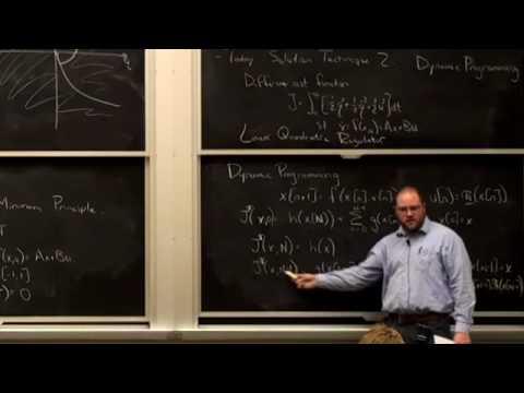 Lecture 4 | MIT 6.832 Underactuated Robotics, Spring 2009