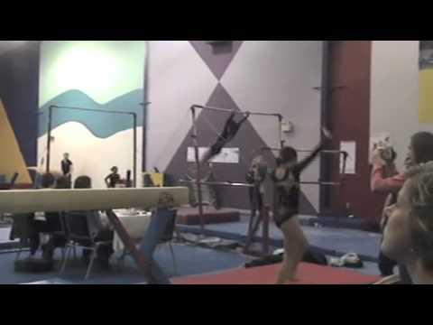 Flic Flac Gymnast @ Christmas Clause
