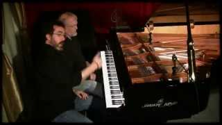 "David Nevue & Neil Patton - ""Clockwork"" - Performed at Piano Haven on a Shigeru Kawai SK7L"