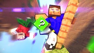 ЛУПНИ ПАРКУРЯТ! (Minecraft Паркур С Лаки Блоками!) | ВЛАДУС