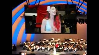 Sara Bareilles - Part Of Your World (Reprise) - Little Mermaid Live 6/4/2016