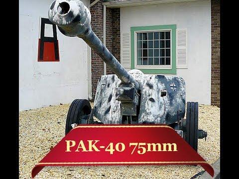 PAK-40 75mm | Рассказы об оружии