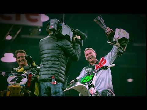 Josh Hill Ebike vs RC Geneva Supercross 2017