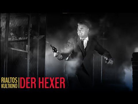 "Edgar Wallace: ""Der Hexer"" - Trailer (1964)"