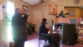 Nothing Else By Edward Rivera.......CRAZY!!!!!!!!!!Prophetic Praise and worship!!!!!!!!