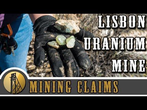Lisbon Fluorite/Uranium Mine - Wyoming - 2015